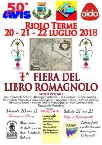 7° Fiera del Libro Romagnolo @ Piazza Mazzanti | Riolo Terme | Emilia-Romagna | Italia