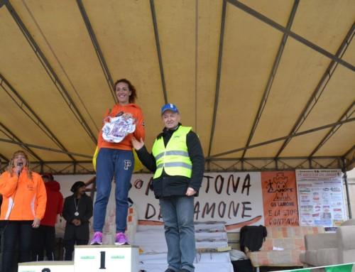 Vincitori Premio Collina alla Maratona del Lamone 2019