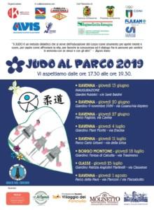 Judo al Parco 2019 – AVIS Comunale Ravenna @ Giardini pubblici di Ravenna