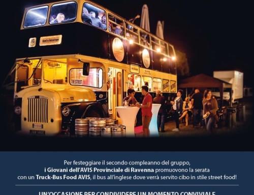 Arriva #AVIStreet: lo street food targato AVIS