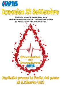 Festa Sant'albertese - AVIS Comunale Ravenna @ Sant'Alberto | Sant'Alberto | Emilia-Romagna | Italia