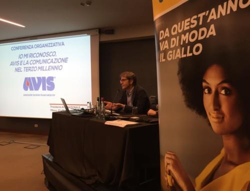 Conferenza organizzativa sulla comunicazione AVIS