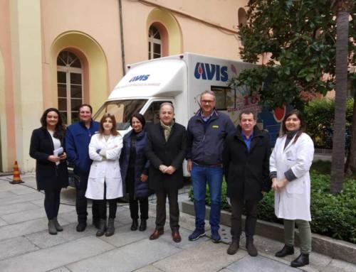 AVIS Provinciale Ravenna in Prefettura per la promozione del dono