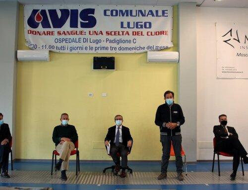 """Progetto """"scherma paralimpica"""" e premiazione Avis Comunale di Lugo"""