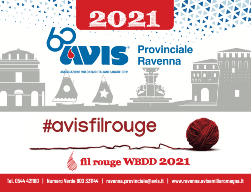 Calendario AVIS Provinciale Ravenna 2021