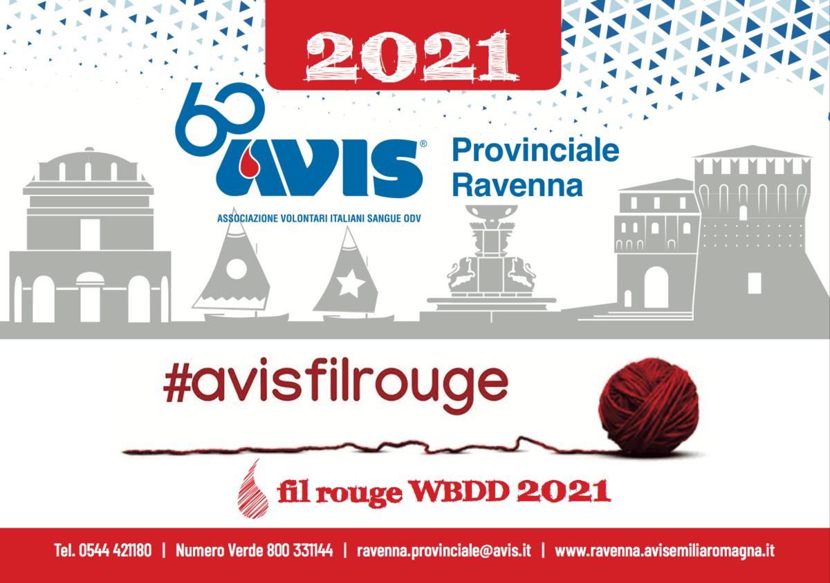 Calendario AVIS Provinciale Ravenna 2021   AVIS Provinciale Ravenna